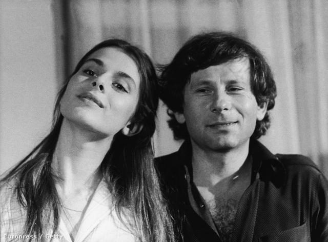 Nastassja Kinski és Polanski