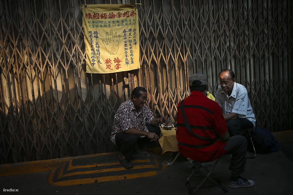 Kuala Lumpur kínai negyede.