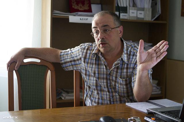 Szabó Attila önkormányzati képviselő