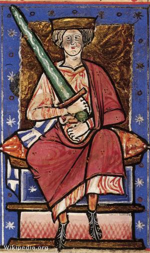 Æthelred király