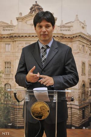 Balog Ádám a Magyar Nemzeti Bank alelnöke