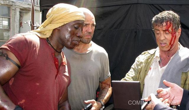 hr The Expendables 3 Set Photos 34