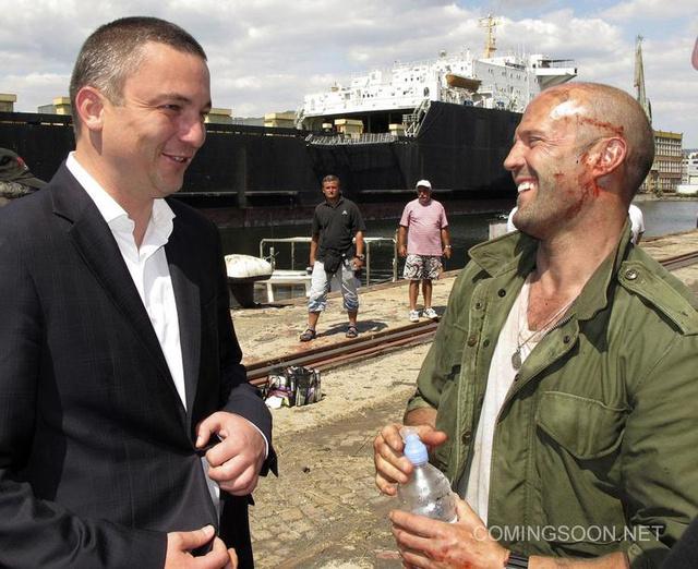 A véres Jason Statham és az elegáns várnai polgármester