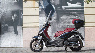 Piaggio Beverly Sport Touring 350ie – 2013.