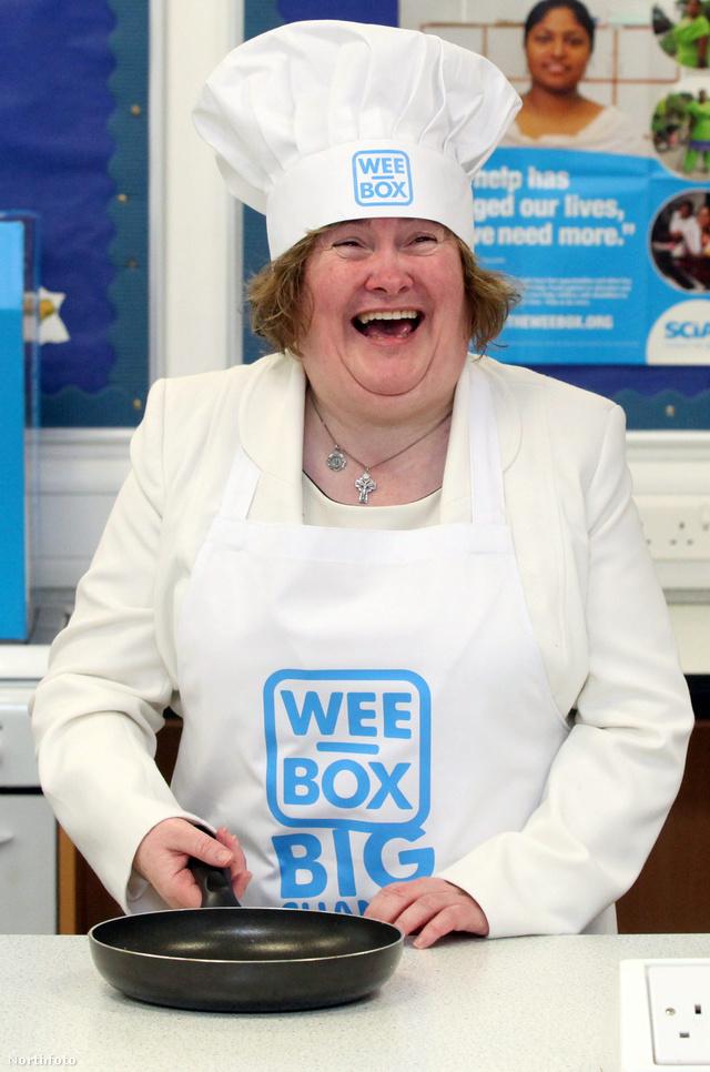 Íme Susan Boyle