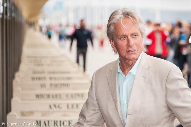 Michael Douglas a 39. Deauville-i Filmfesztiválon