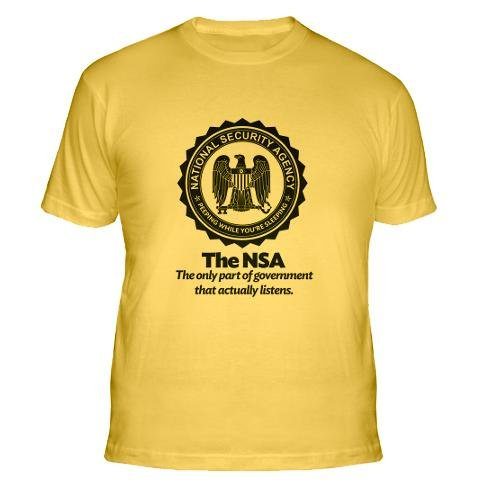 the nsa tshirt