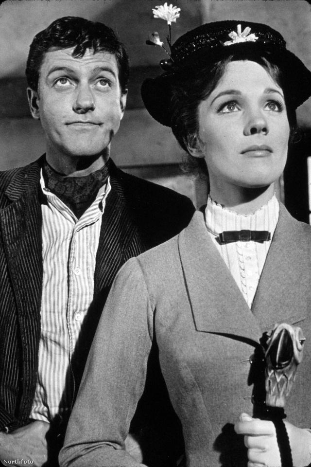 1964, Mary Poppins. Így már megvan?