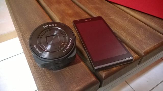 Optika a telefon mellett
