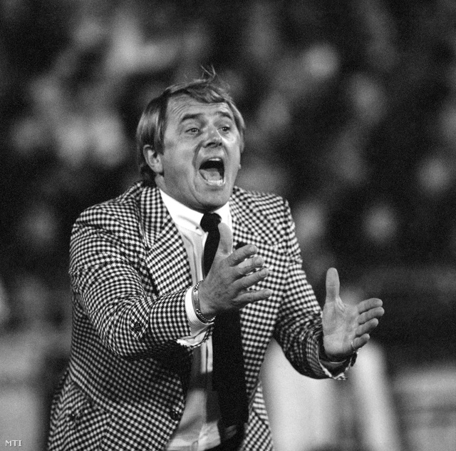 Mészöly Kálmán 1981-ben