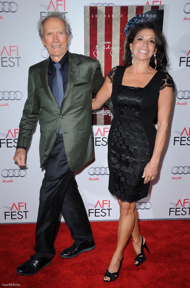 Clint és Dina Eastwood