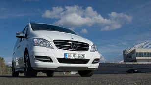 Megvolt: Mercedes-Benz Viano CDI 122 Grand Edition Avantgarde - 2013.