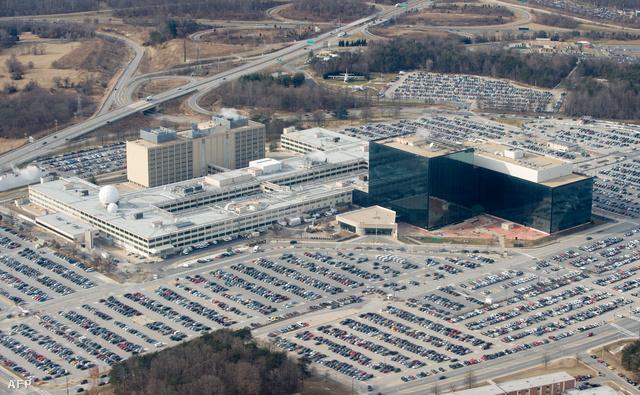 Az NSA Maryland-i központja