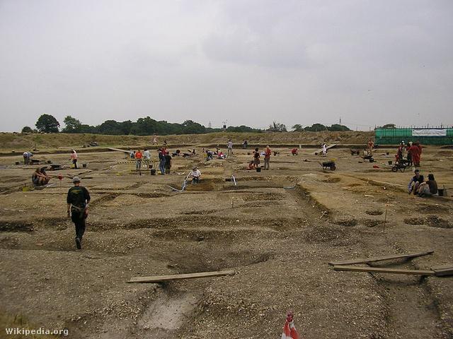 A silchesteri ásatás