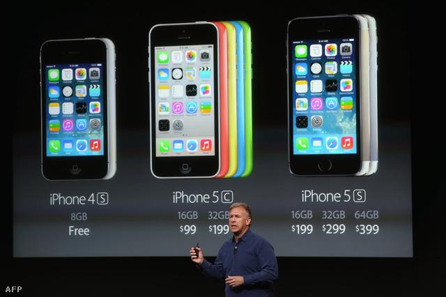 Az új iPhone-ok megjelenésével elérhető készülékek árazása