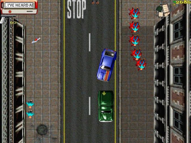 Az első GTA még így nézett ki