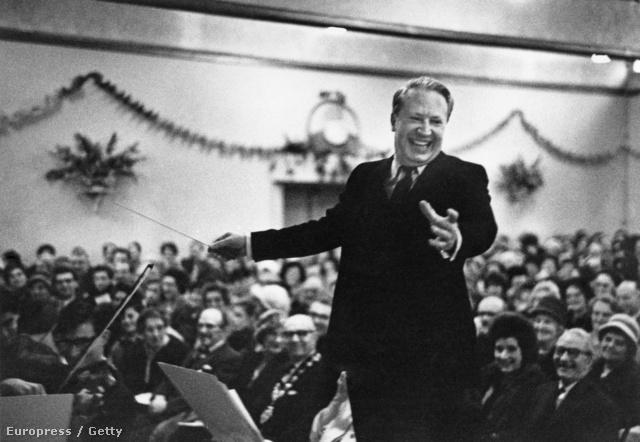Edward Heath, mint amatőr karmester