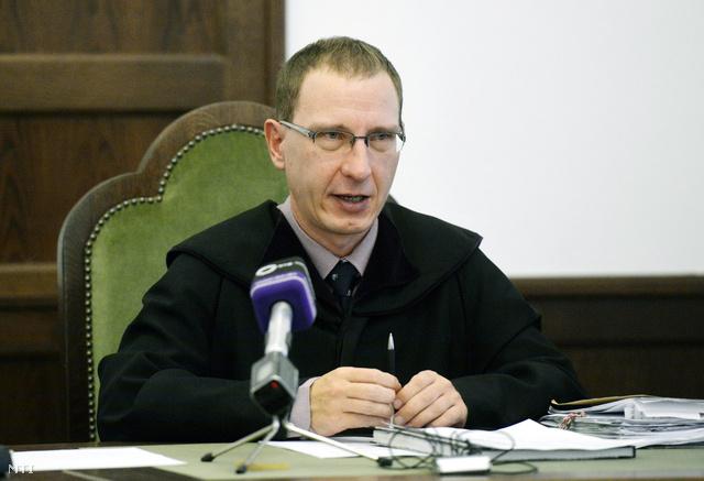 Keviczki István bíró