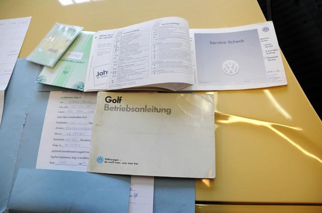 Megalapozza a bizalmat a 24 éves szervizkönyv és a használati utasítás