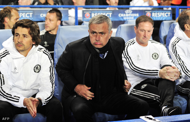 Mourinho nem volt elragadtatva