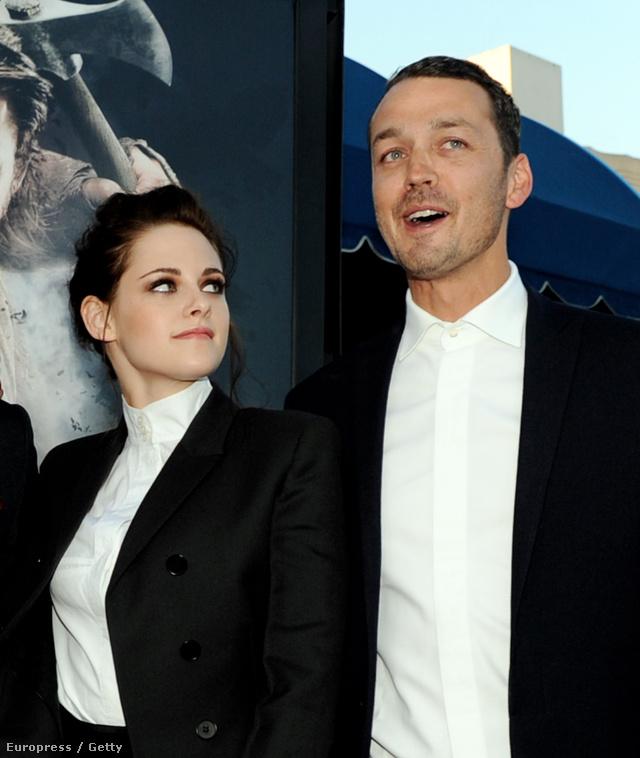 Kristen Stewart és Rupert Sanders
