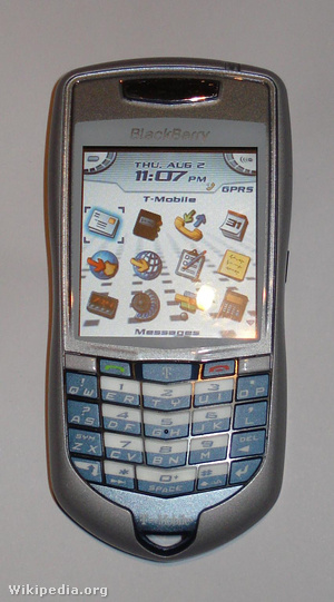Blackberry 7100
