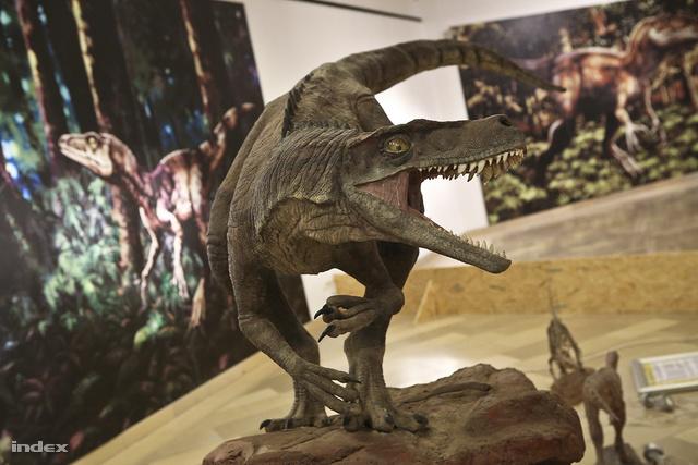 Spielberg itthon is elindította a dinóőrületet