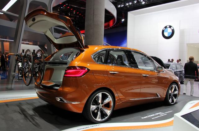 A Concept Active Tourerrel is régóta turnézik a BMW