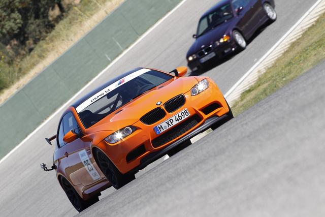 Az M3 GTS talán minden idők legkeményebb BMW-je