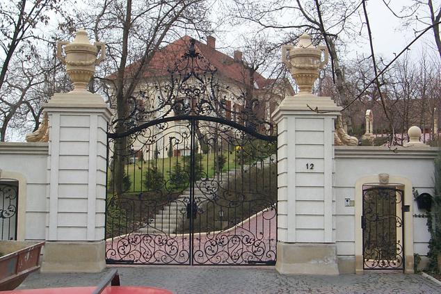 Sashalmi kastély