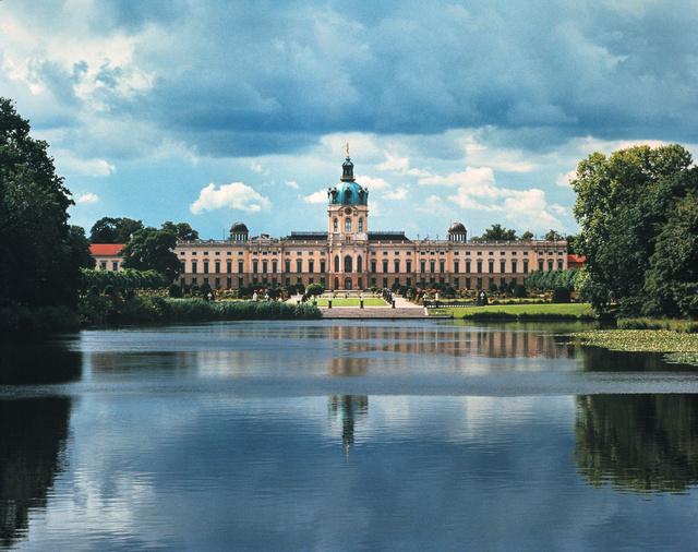 Charlottenburg palota