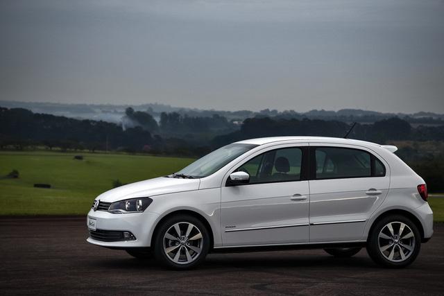 A Volkswagen Gol Brazíliában igen népszerű