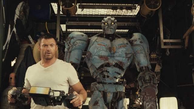 Hugh Jackman előző robotos filmje, a Vasököl majdnem 300 milliót kaszált