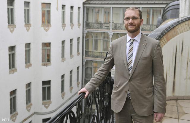Kandrács Csaba 2012-ben, a Magyar Államkincstár elnökeként