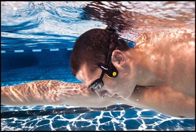 A termék neve Neptune, így már kicsit kevésbé unalmas az úszás