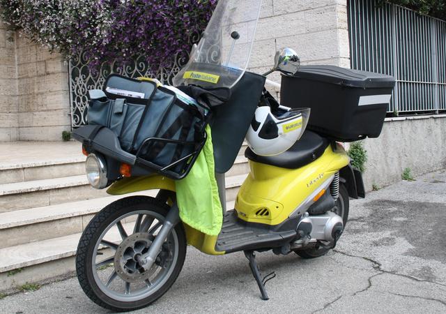 Évente százával selejtezik le az olasz postánál ezeket a teherhordó Libertyket. Állapotuk nagyon eltérő lehet