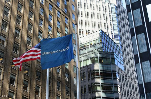 A JP Morgan és a Bear Stearns székhelye New Yorkban
