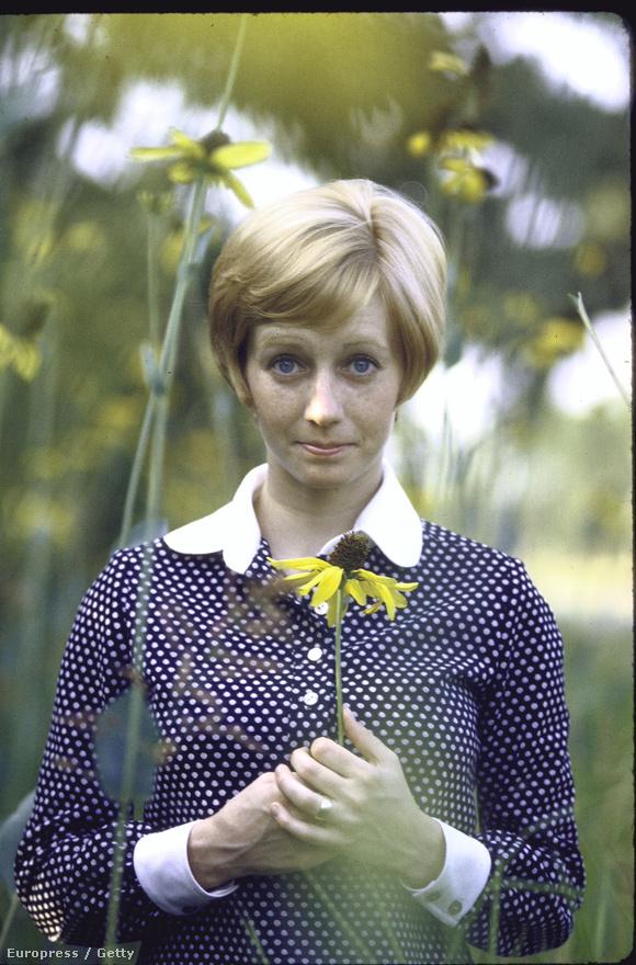 Sandy Duncan, 1971.