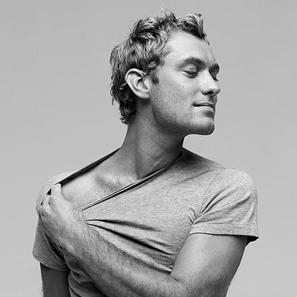 Dior promókép, Jude Law