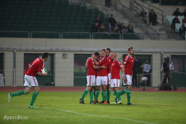Az első gólt Nikolics, a másodikat az Andorrai védelem hozta össze