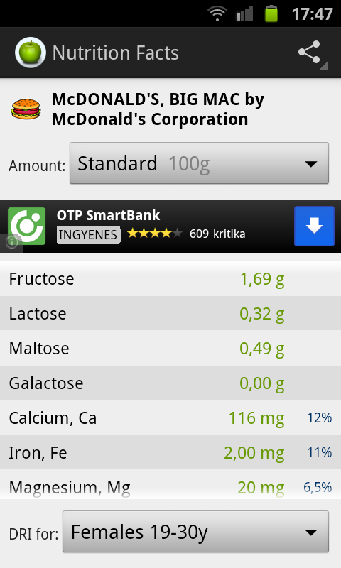 jó fogyókúrás alkalmazások android természetesen fogyni egy hét alatt