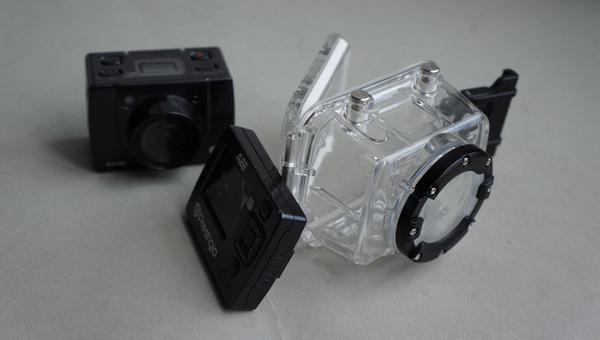 A GoPro-s beütésű 700x kibontott állapotban