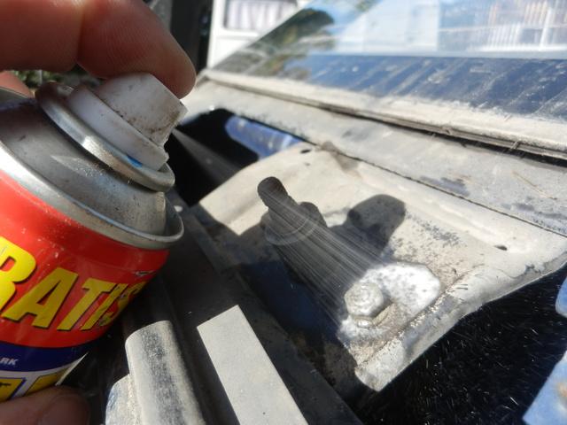 Ablaktörlő gumi felújítása