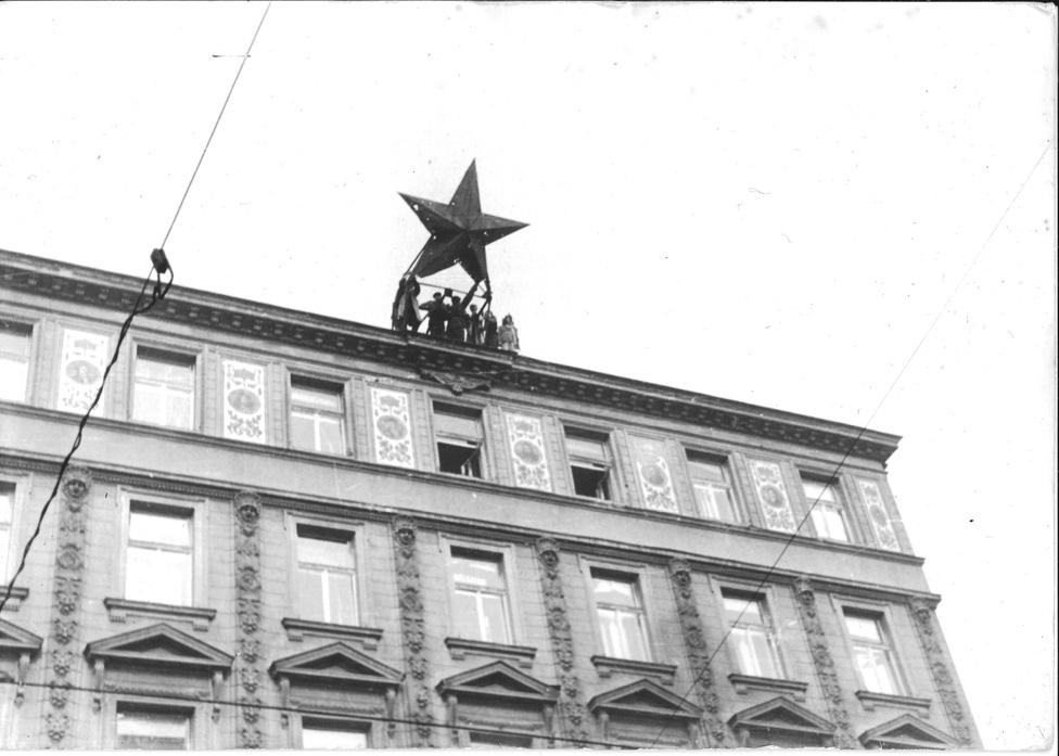 Rákóczi út 54, Népszava székház