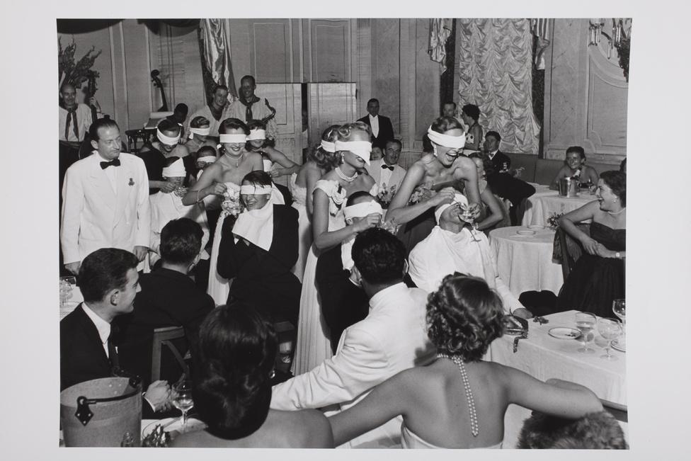 Biarritz, Franciaország, 1951. augusztus