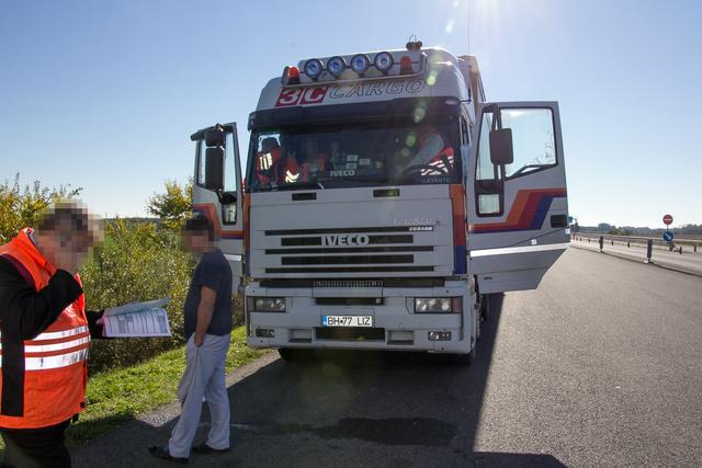 Ez bizony bukta. A román kamion sofőrje állította, nem használta a menetíró manipulálására beépített kapcsolót