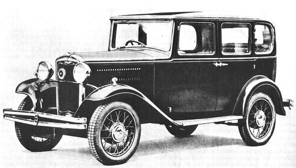 Az első Minx 1931-ből
