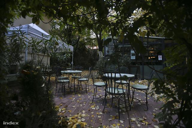Az egykori Párizs kert