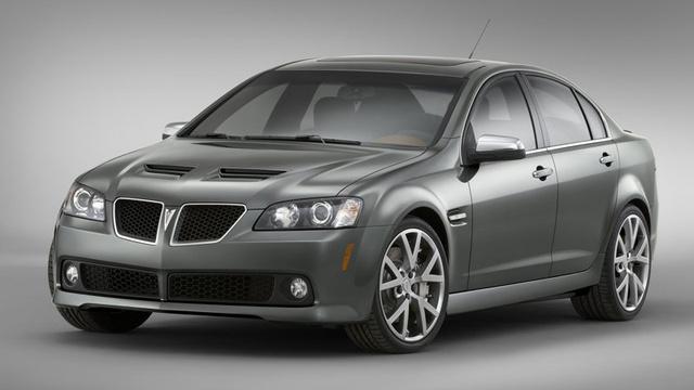 A Pontiac G8