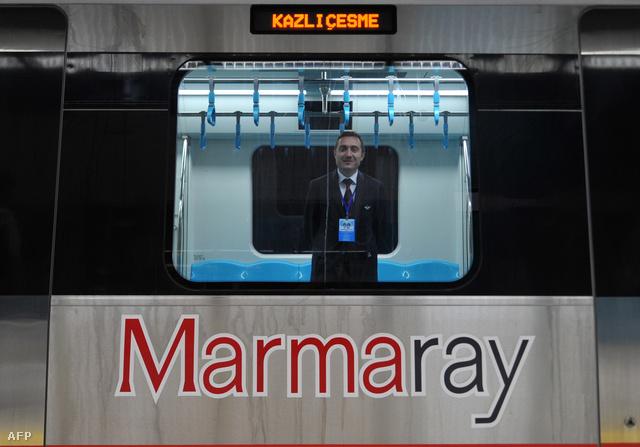 Az első vasúti szerelvény
